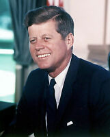 PRESIDENT JOHN F. KENNEDY 8X10 CELEBRITY PHOTO PICTURE 1