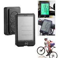 new Automatic LCD Road Bicycle Bike Wireless Computer Speedometer Touch Screen