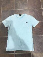 Vtg 90s Rusty Surf And Skate Pocket T Shirt