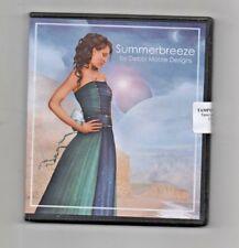 DEBBI MOORE, SUMMERBREEZE  ,CRAFT CD ROM,  NEW