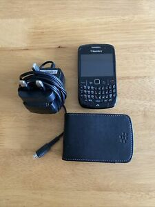 BlackBerry Curve 8520 - Black (O2) Smartphone