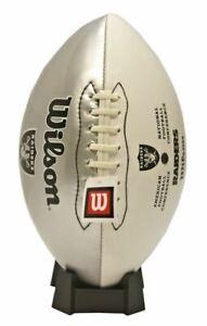 NFL NATIONAL FOOTBALL LEAGUE WILSON TEAM LOGO FOOTBALL NEW IN BOX