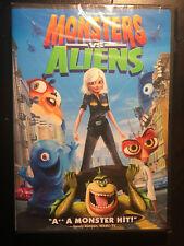 Monsters vs. Aliens (DVD, 2009)  *NEW* Sealed In Shrink Wrap (Widescreen)