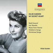 Hilde Gueden - My Secret Heart: The Music Of Ivor Novello And Noël Cow (NEW 2CD)