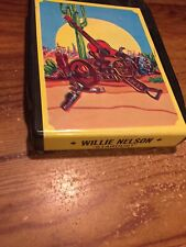 Willie Nelson- Stardust- 1975 Cizum 8 Track Tape