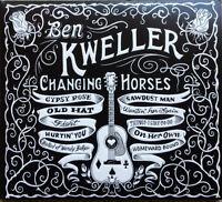 Ben Kweller - Changing Horses (2009)  CD  NEW  SPEEDYPOST