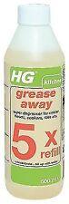 HG 129050106 Grease Away Refill 500ml