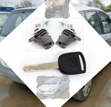 HONDA JAZZ FRONT DOORS LOOKS WITH ONE KEY LH/RH BOTH SIDE FRONT 2002 TO 2008