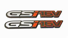 EX DISPLAY VAUXHALL ASTRA CORSA GSI16V BADGES