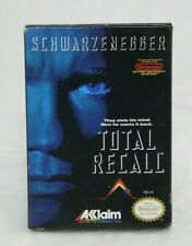 Total Recall (Nintendo Entertainment System, 1990) Complete in Box