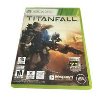 Titanfall (Microsoft Xbox 360, 2014) No Manual
