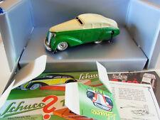 Schuco Classic Blech Wendeauto 1010 grün beige selten ovp 450105700