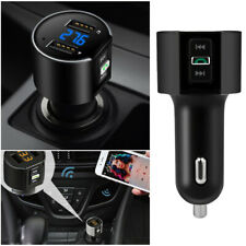 C26S Bluetooth Car kit adaptador inalámbrico de radio transmisor FM reproductor de MP3 USB