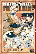 Fairy Tail T61 Hiro Mashima Pika 192 pages Poche 17/01/2018