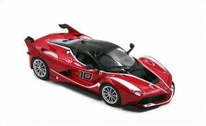 Bburago 1:24 Ferrari FXX K Diecast Model Rcing Car Vehicle Toy New In Box