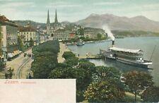 LUZERN - Promenade - Lucerne - Switzerland