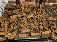Original German WW2 Sd.Kfz Half Track Snow Cleat Chains - 21 Available