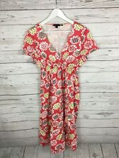 BODEN Summer Dress - UK14L - Floral - Great Condition - Women's