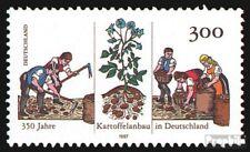 BRD (BR.Duitsland) 1946 (compleet.Kwestie) gestempeld 1997 Aardappel