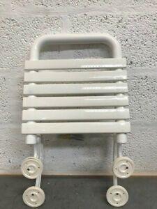 Wall Mounted Single Seat Shower / Bath Seat
