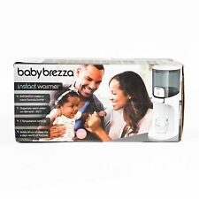 Nob BaBrezza Instant Warmer - Replaces Traditional Baby Bottle Warmers in White