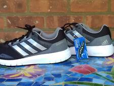 Adidas Men's Duramo 7 Running Shoe Black/Grey/silver Strip - Size 10 US - unused