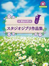 Studio Ghibli Selections for Tuba Solo  Tuba  Book and CD