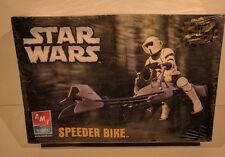Star Wars SPEEDER BIKE AMT / Ertl Collectible