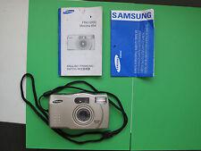 Samsung Maxima 60XL 38-60 mm Zoom Kleinbild Sucherkamera