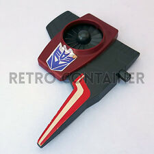 TRANSFORMERS G1 Parts Accessories - Thrust (1985) Right Wing