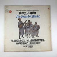 Mary Martin The Sound of Music Columbia KOS 2020 LP Original Broadway Cast