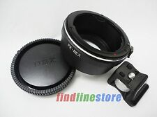 Pentax PK K Lens to Sony E NEX 3 NEX 5 NEX 7 NEX C3 5R a7II Tripod Mount adapter