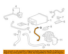 GM OEM Emission-Purge Valve Pipe 12577221