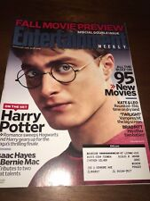 August 22/29, 2008 issue of Entertainment Weekly Harry Potter #314