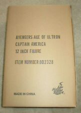 "NEW Hot Toys Marvel Avengers Age of Ultron AOU Captain America MMS281 12"" 1/6"