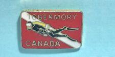 Tobermory,Canada   Scuba,Underwater Dive,Diver Pin
