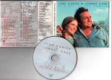 "JUNE CARTER & JOHNNY CASH ""It's All In The Family"" (CD Digipack) 1999"