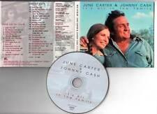 "JUNE CARTER & JOHNNY CASH ""It's All In The Family"" (CD Digipack) 1999"