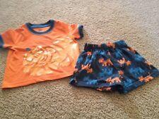 Carters Size 12 M Pajama Set Good Shape