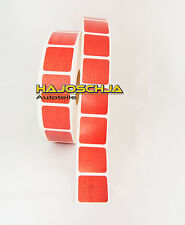 Reflecting Foil Red 3M™ Diamond Grade™ 997 Contour Marking Reflector