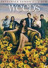 COFFRET 2 DVD ZONE 2--SERIE TV--WEEDS / INTEGRALE SAISON 2 - 12 EPISODES