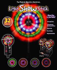 Light Show Stick - Amazin LED Light Show Handheld Spinning Take Anywhere!