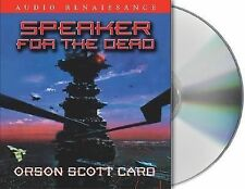 Speaker for the Dead Bk 2 The Ender Quintet by Orson Scott Card CD Unabridged