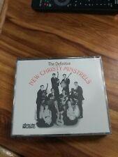 NEW CHRISTY MINSTRELS - Definitive New Christy Minstrels - 2 CD brand new