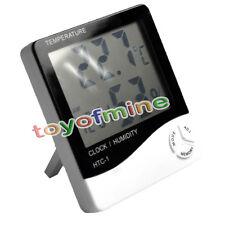 Digital LCD intérieur / extérieur thermomètre hygromètre Température hygromètre