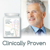 BODY BALANCE PROSTATE SUPPORT PILL MEN HEALTHY FUNCTIONING PROSTATE NATURAL