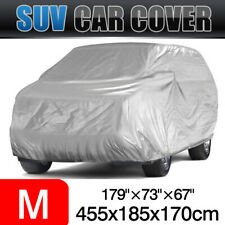 M Full Suv Car Cover Waterproof Outdoor Dust Rain Uv Protector For Jeep Wrangler Fits Jeep