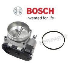 NEW Porsche Cayenne Set of 82mm Throttle Valve Assembly and Body Seal Bosch OEM