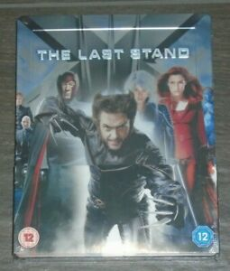 The Last Stand (blu-ray) Steelbook. NEW and SEALED (UK release)