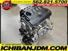 JDM Nissan Altima 02 03 04 05 06 engine QR25DE 2.5L motor 4 CYLINDER Sentra SER